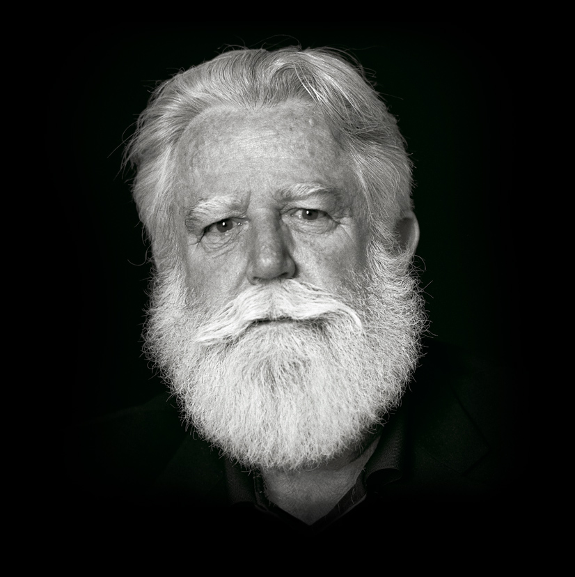 Photograph of James Turrell